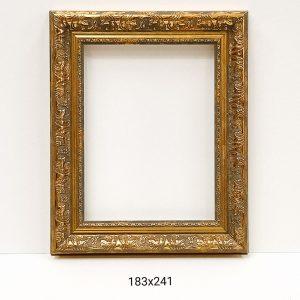 Рама для картины из пластикового багета Рама для картины из пластикового багета 164002