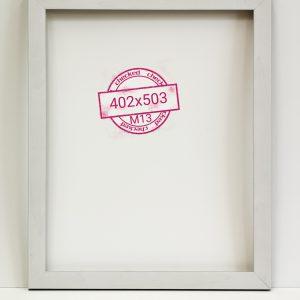 рама для картины по номерам 40х50см