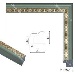 192096 Пластиковый багет