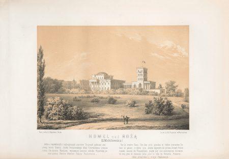 Napoleon-Orda-Homel-Palac-Pashkewichau
