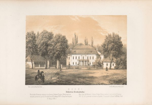 Napoleon-Orda-Skoki-Palac-Niemcewichau