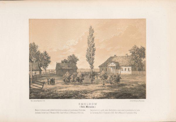 Napoleon-Orda-Smolgov-Siadziba-Kandratovichau-Syrakomli