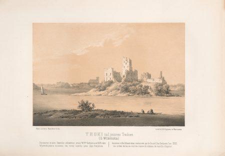 Napoleon-Orda-Troki-Ruiny-zamku