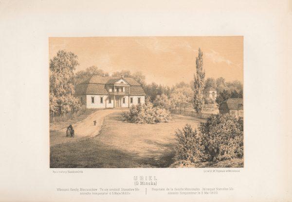 Napoleon-Orda-Ubiel-Siadziba-Stanislawa-Moniushki
