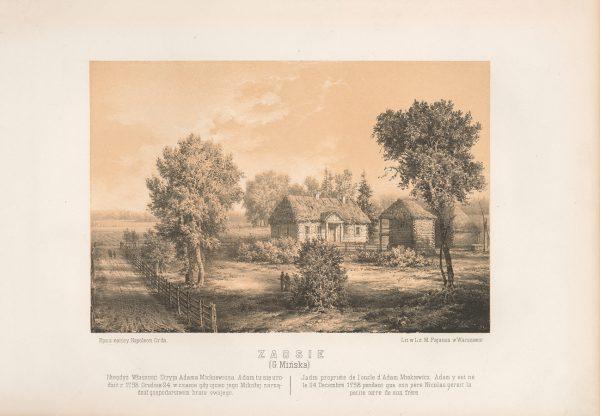 Napoleon-Orda-Zaosie-Siadziba-Adama-Mickiewicza