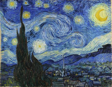 002 Van Gogh Starry Night 70 90 300
