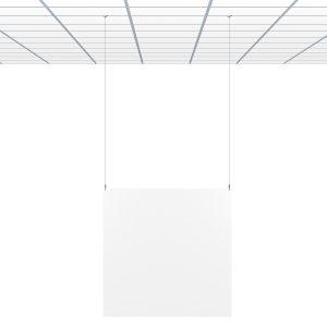 7807.510 Подвес защитных экранов к подвеному потолку