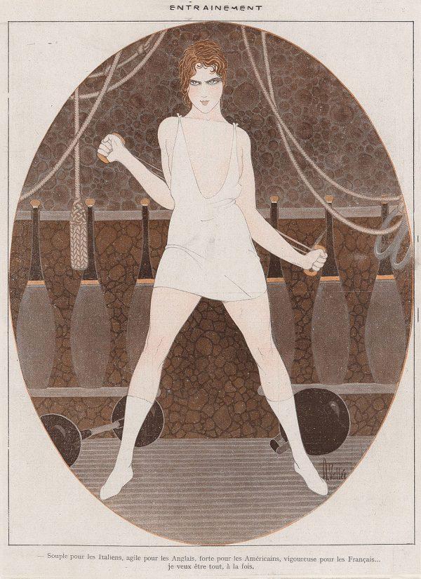 Арманд Валли - Тренировка (Armand Vallee Entrainement )