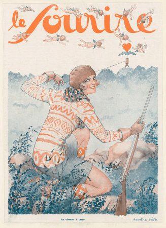 Арманд Валли - Охота на сердца (Armand Vallee La chasse a coeur)