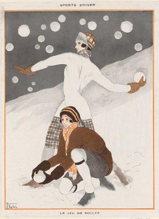 Арманд Валли Спорт зимой (Armand Vallee Sports DHiver)