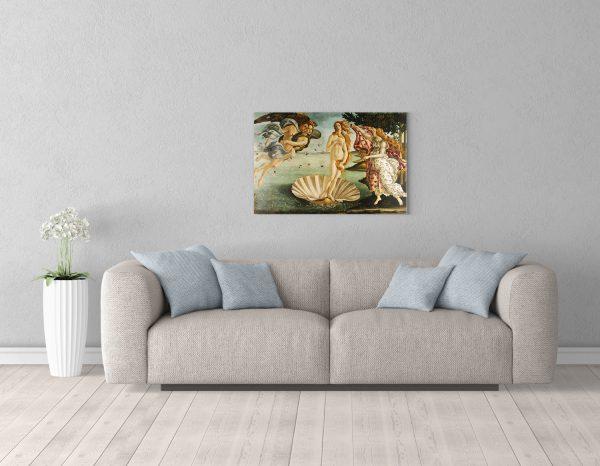 Sandro Botticell La nascita di Venere 56 90 room