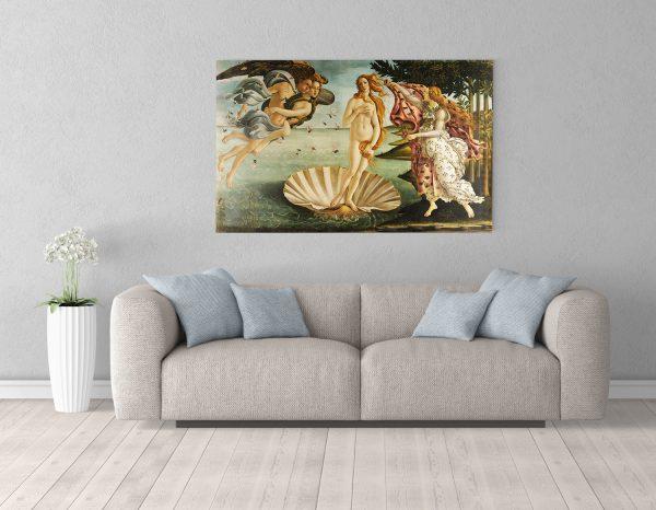 Sandro Botticell La nascita di Venere 90 143 room