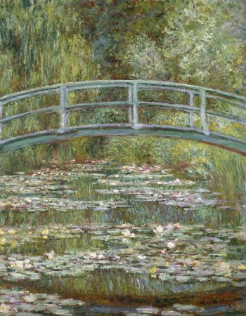 The Water Lily Pond 1899 Claude Monet Metropolitan 90 70 180