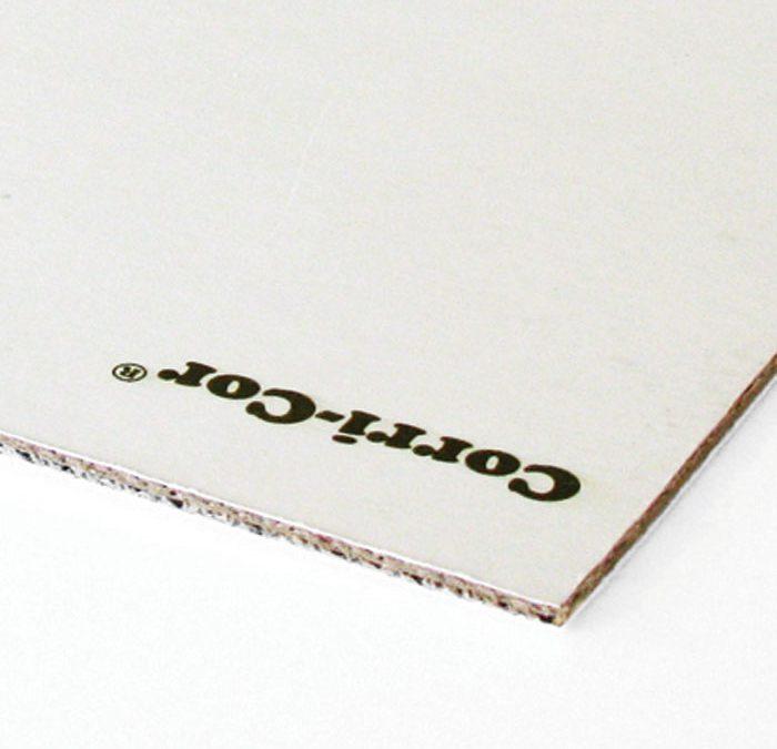 Корри-Кор — картон, который сохраняет дорогие работы.