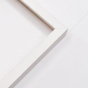 белая рамка для фото