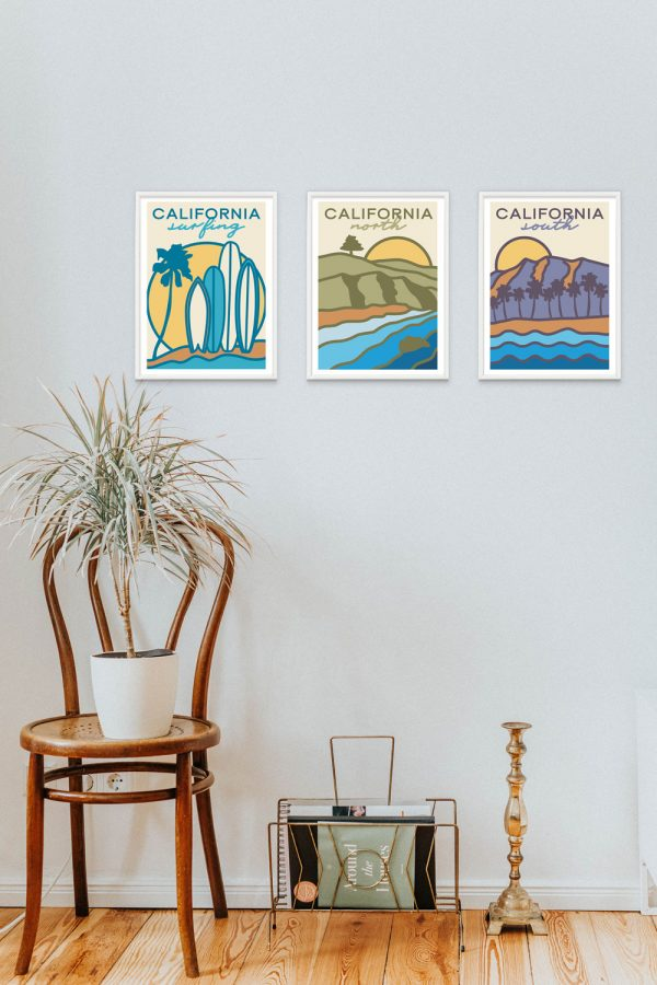 california on the wall 003