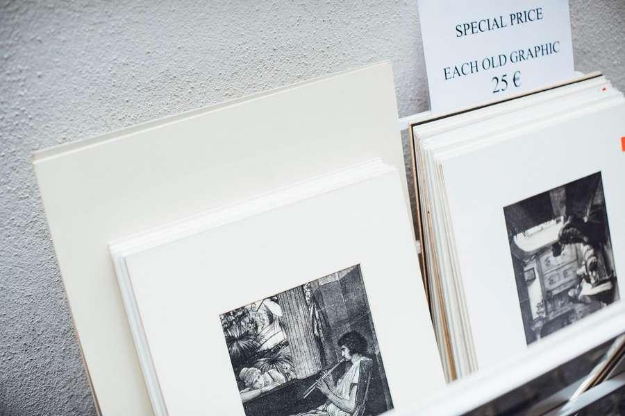 подготовка графики  и фотографий к продаже